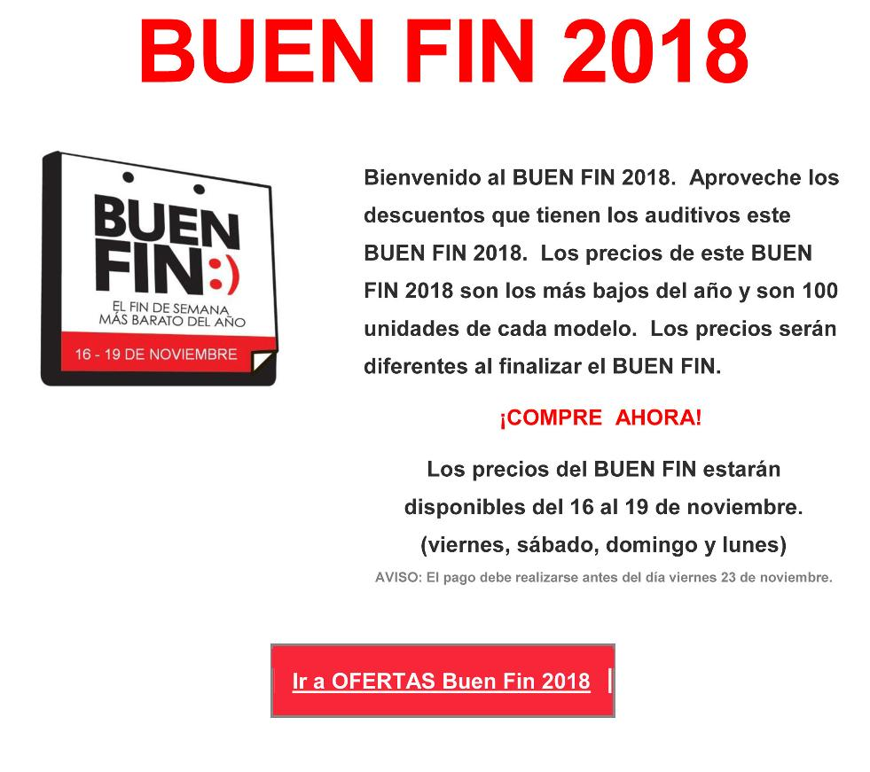 BUEN FIN 2017